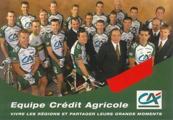 Crédit Agricole 1999