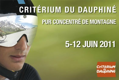 Dauphiné 2011