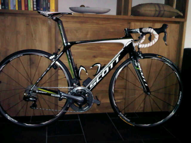 Greenedge Scott Foil